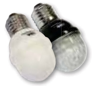 LED Bulb Golf Ball